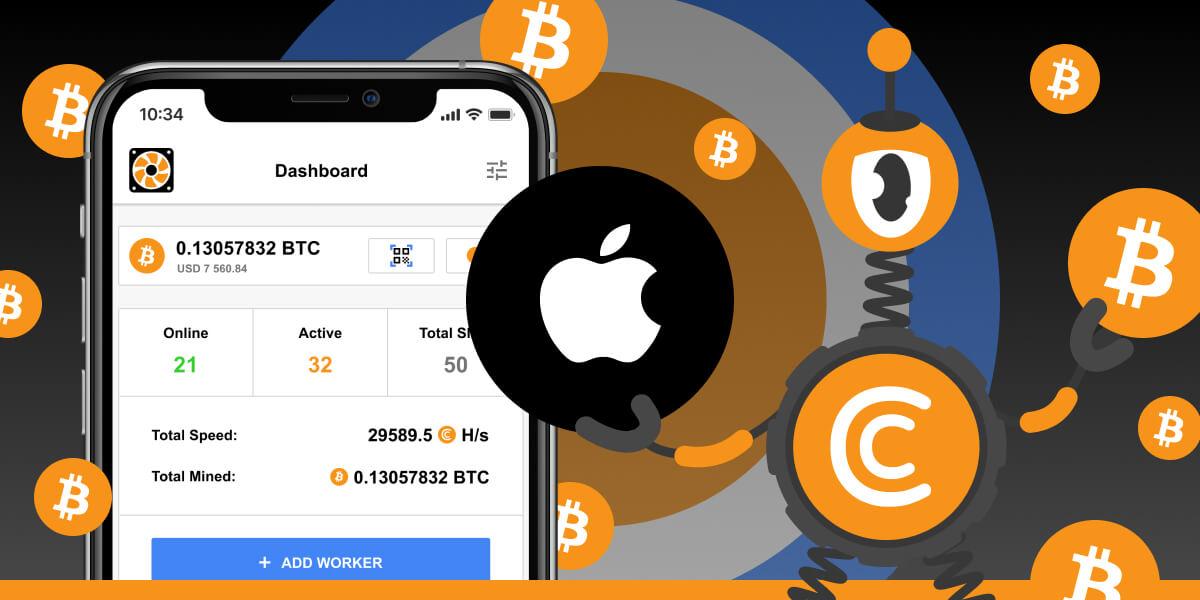 CryptoTab Farm app is now available on iOS!