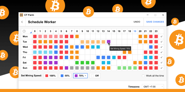 Let your miners bring more income!